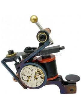 Maszynka Do Tatuażu N101 10 Cewka Warstwowa Żelazny Liniowiec Koło zębate