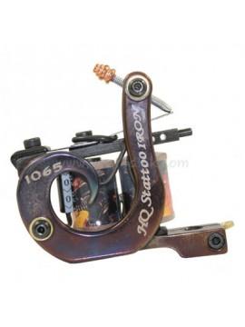 Maszynka Do Tatuażu N101 10 Cewka Warstwowa Żelazny Shader 1065