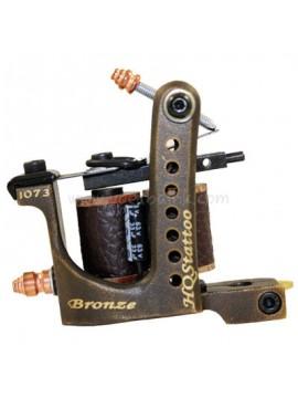 Maszynka Do Tatuażu N120 10 Cewka Warstwowa Bronze Shader 1073