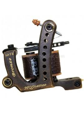 Maszynka Do Tatuażu N120 10 Cewka Warstwowa Bronze Shader 1078