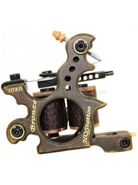 Maszynka Do Tatuażu N120 10 Cewka Warstwowa Bronze Shader 1080