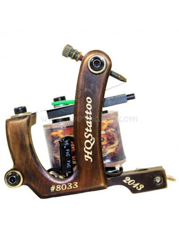 Maszynka Do Tatuażu N130 10 Cewka Warstwowa Bronze Shader Numer 8033
