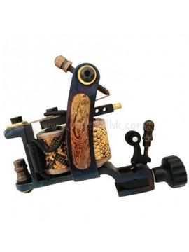 Maszynka Do Tatuażu N140 10 Cewka Warstwowa Bronze Shader Lasherweave
